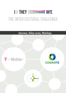 in2cultures_Tmobile_Cosmote_Poster